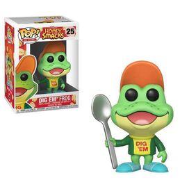 Funko Pop!: Honey Smacks Dig Em' Frog
