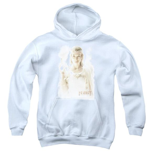 Hobbit Galadriel Youth Pull Over Hoodie