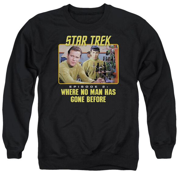 Star Trek Episode 2 Adult Crewneck Sweatshirt