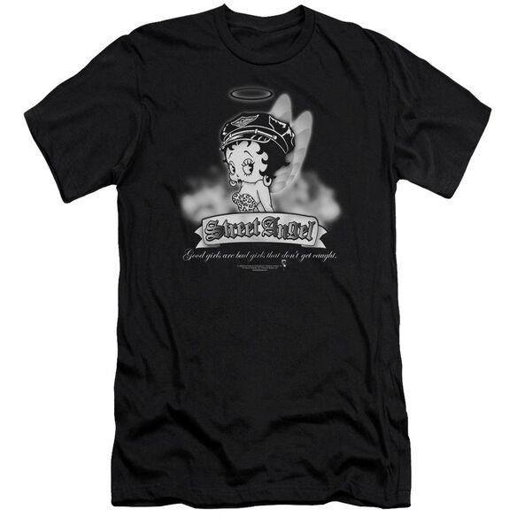 Betty Boop Street Angel Short Sleeve Adult T-Shirt