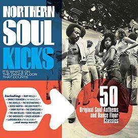 Various Artists - Northern Soul Kicks