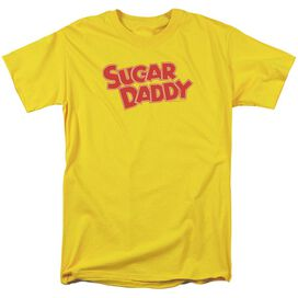 TOOTSIE ROL UGAR DADDY - S/S ADULT 18/1 - YELLOW T-Shirt