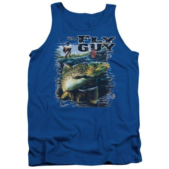 Wildlife I'm A Fly Guy Adult Tank Royal