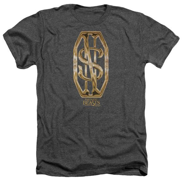 Fantastic Beasts Scamander Monogram Adult Heather