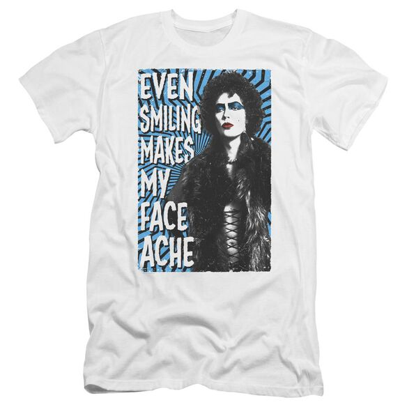 Rocky Horror Picture Show Face Ache Premuim Canvas Adult Slim Fit