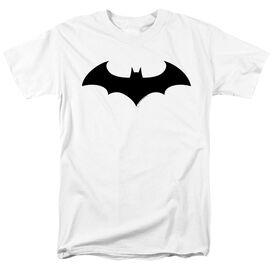 BATMAN HUSH LOGO-S/S T-Shirt