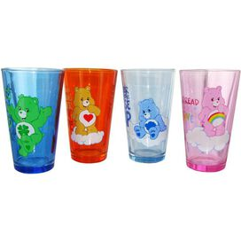 Care Bears Pint Glass Set