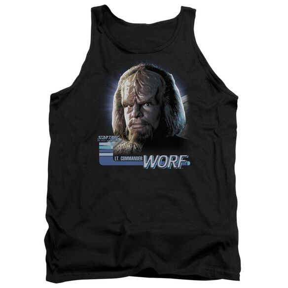 Star Trek Tng Worf Adult Tank