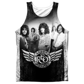 Reo Speedwagon Want A Ride Adult Poly Tank Top