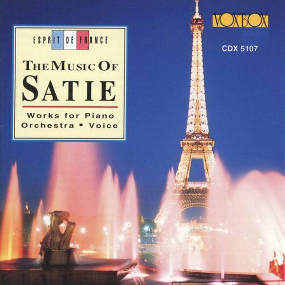 E. Satie - Music Of Satie / Various