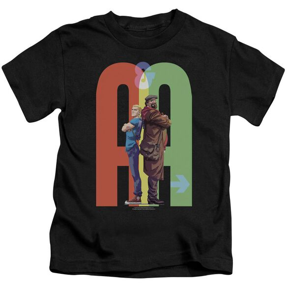 Archer & Armstrong Back To Bak Short Sleeve Juvenile T-Shirt