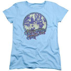 Jefferson Airplane Practice Short Sleeve Women's Tee Light T-Shirt