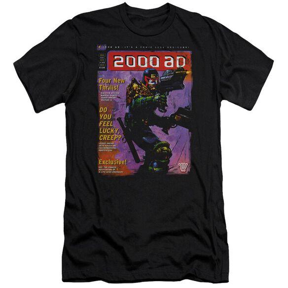 Judge Dredd 1067 Short Sleeve Adult T-Shirt