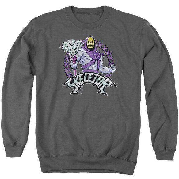 Masters Of The Universe Skeletor Adult Crewneck Sweatshirt
