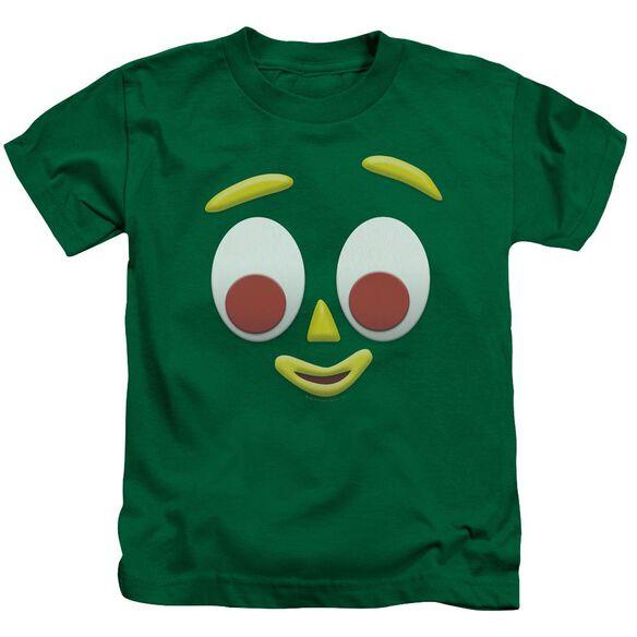 Gumby Gumbme Short Sleeve Juvenile Kelly Green T-Shirt