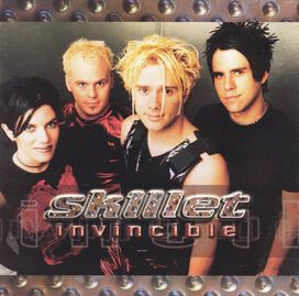 Skillet - Invincible [12 Tracks]