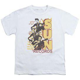 Sun Tri Elvis Short Sleeve Youth T-Shirt