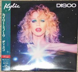 Kylie Minogue - Disco (Japan Bonus Track Edition)
