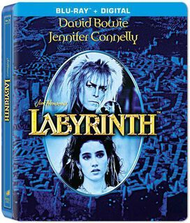 Labyrinth [Exclusive Blu-ray Steelbook]