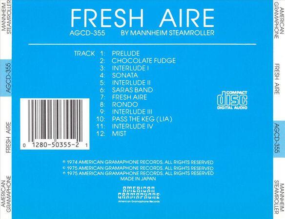 Fresh Aire 1 900