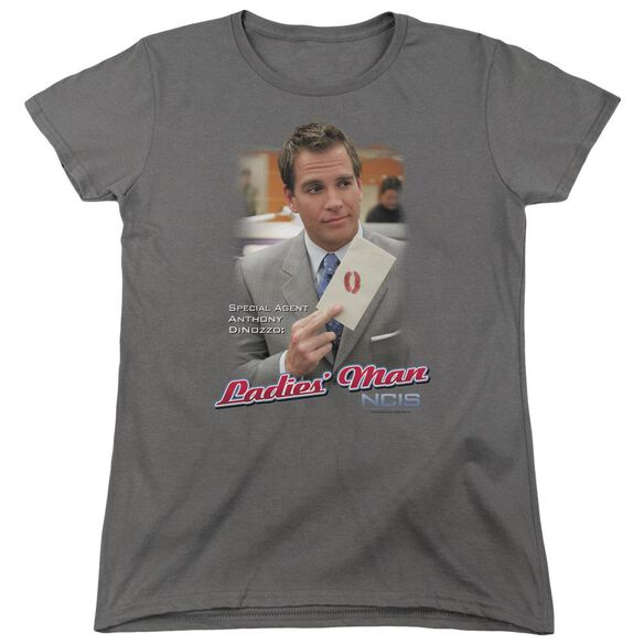 Ncis Ladies Man Short Sleeve Womens Tee T-Shirt