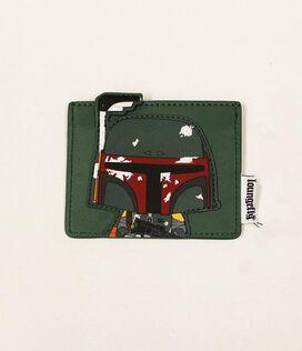Loungefly Star Wars Boba Fett Credit Card Holder Wallet