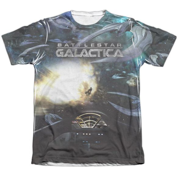 Bsg (New) Battle Seat Adult Poly Cotton Short Sleeve Tee T-Shirt