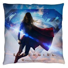 Supergirl Endless Sky Throw