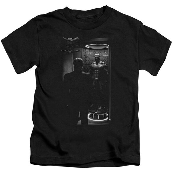 Batman V Superman Suit Up Short Sleeve Juvenile T-Shirt