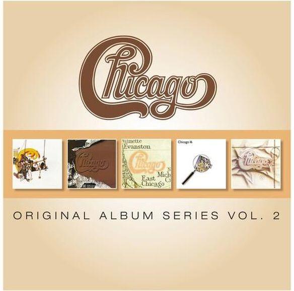 Original Album Series 2 (Asia)