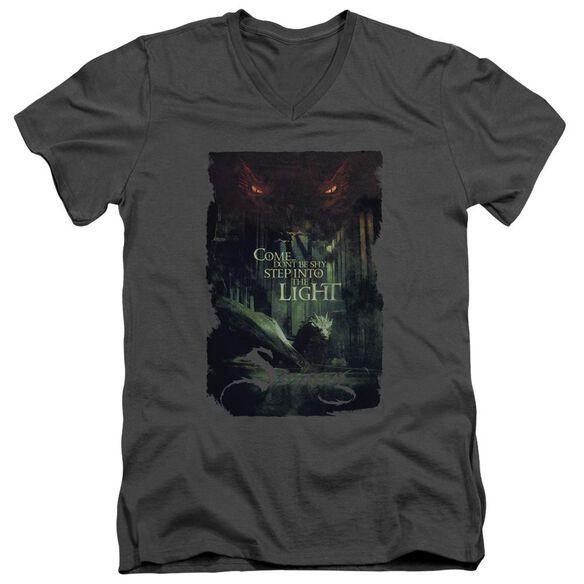 Hobbit Taunt Short Sleeve Adult V Neck T-Shirt