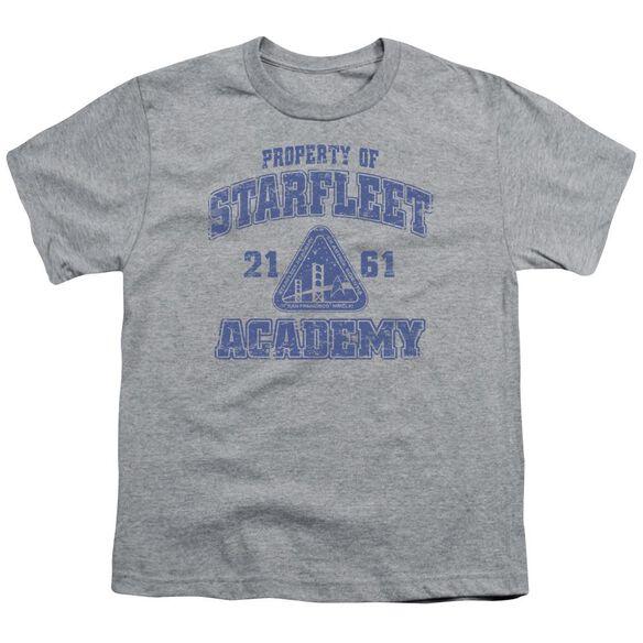 Star Trek Old School Short Sleeve Youth Athletic T-Shirt