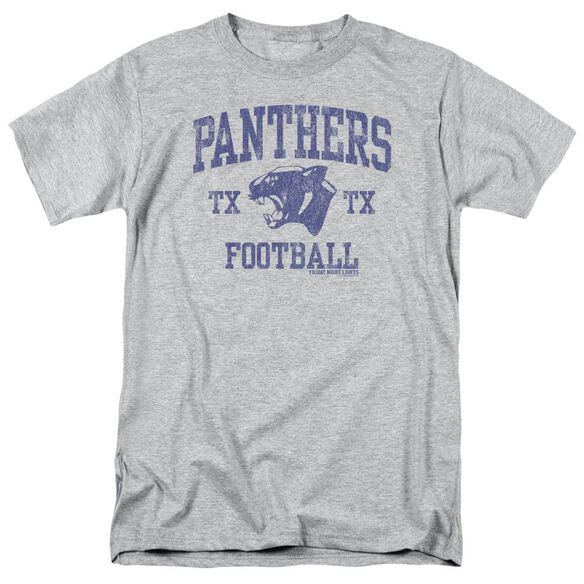 Friday Night Lights Panther Arch Short Sleeve Adult Athletic Athletic T-Shirt