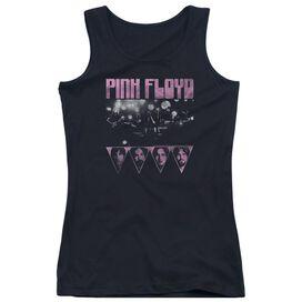 Pink Floyd Pink Four Juniors Tank Top
