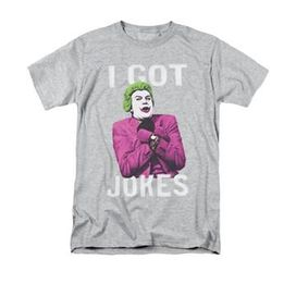Joker Classic TV I Got Jokes T-Shirt