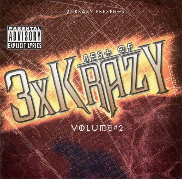 Best Of 3 X Krazy 2