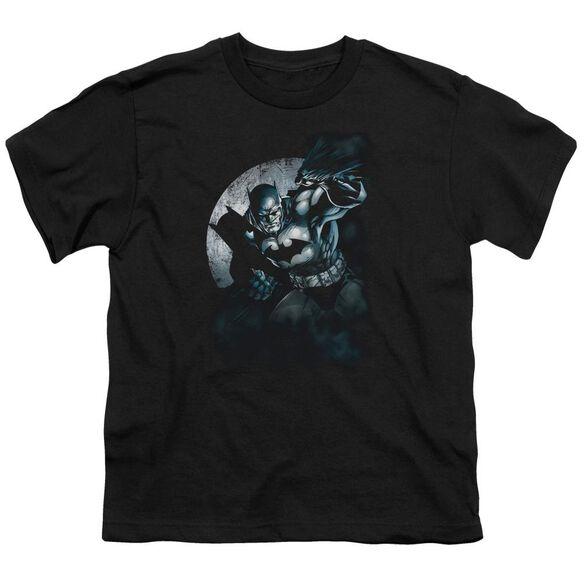 Batman Batman Spotlight Short Sleeve Youth T-Shirt