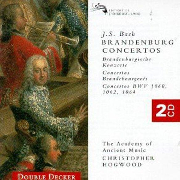 Christopher Hogwood - Brandenburg Concertos