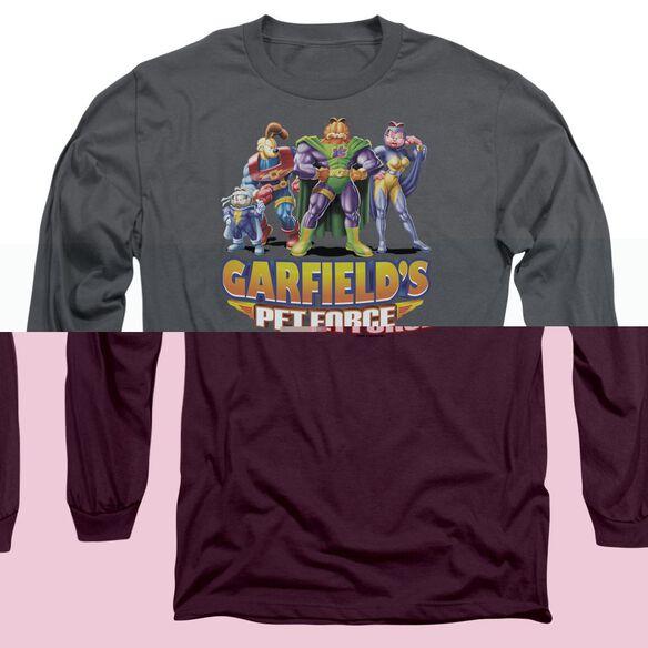GARFIELD BEYOND- L/S ADULT T-Shirt