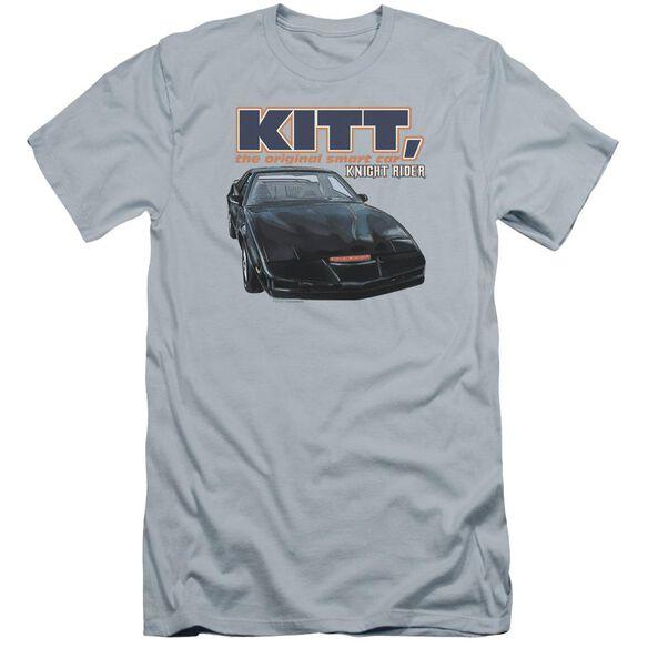 Knight Rider Original Smart Car Premuim Canvas Adult Slim Fit Light
