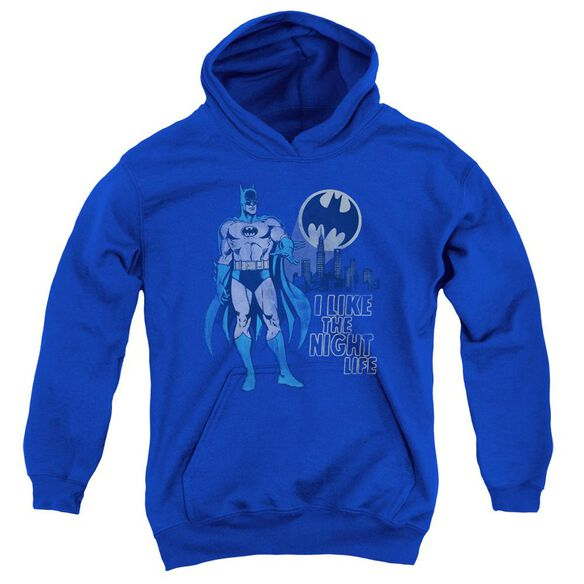 Dc Night Life Youth Pull Over Hoodie