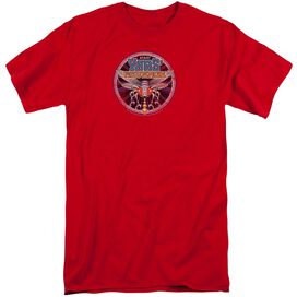 Atari Yars Revenge Patch Short Sleeve Adult Tall T-Shirt