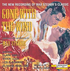 Max Steiner - Gone with the Wind [Laserlight]