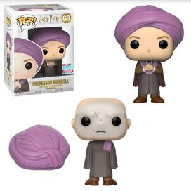 Funko Pop! Harry Potter: Professor Quirrell NYCC 2018