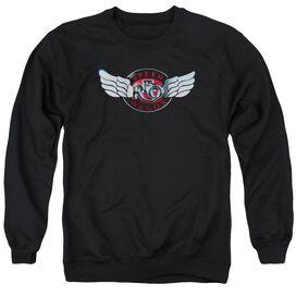 Reo Speedwagon Rendered Logo Adult Crewneck Sweatshirt