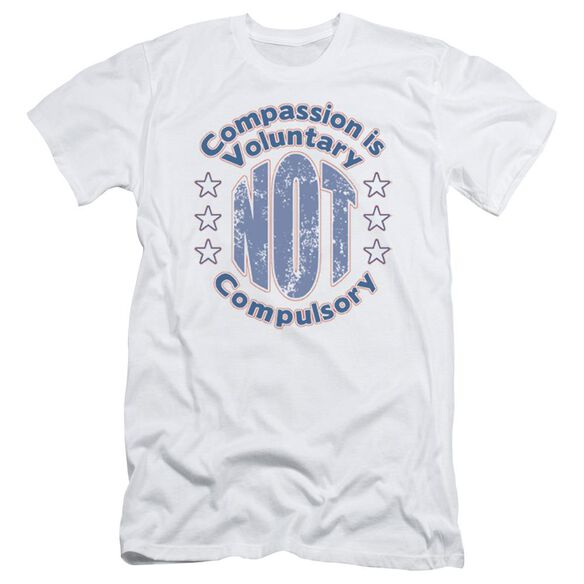 Compassion Short Sleeve Adult T-Shirt