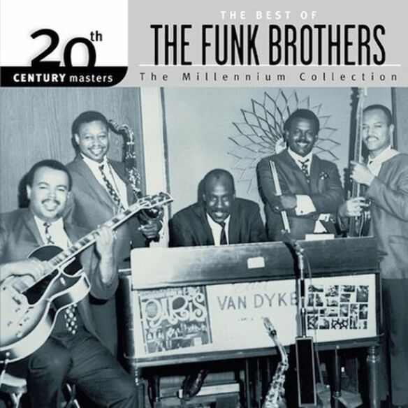 Funk Brothers - 20th Century Masters: Millennium Collection