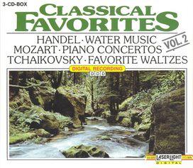 - Classical Favorites, Vol. 2 (Box Set)