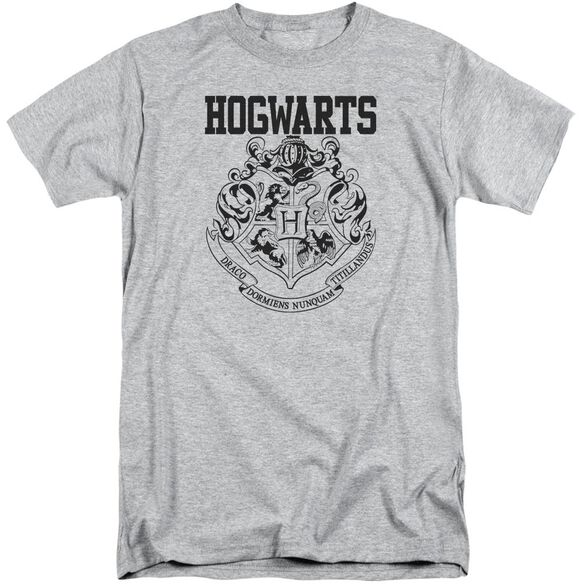 Harry Potter Hogwarts Athletic Short Sleeve Adult Tall Athletic T-Shirt