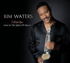 Kim Waters - I Want You: Love in the Spirit of Marvin